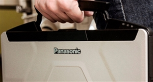 Panasonic Presents semi-rugged PC-Toughbook CF-54