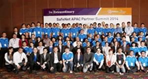 SafeNet Recognizes Partners at APAC Partner Summit