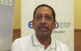 V. Balakrishnan, Executive General Manager - Marketing, Konica Minolta Business Solutions India