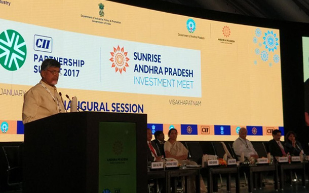 Andhra CM's New Fintech Valley Initiative Gains Momentum