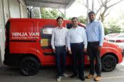 Ninja Van Selects GreyOrange to Optimize Logistics Sortation System