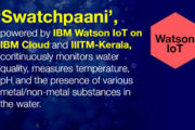 IITM-K, IBM build Water Quality Management System on Watson IoT