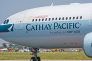 Cathay Pacific Airways transforms global operations with Capgemini