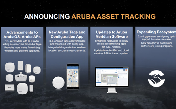 Aruba expands location-based services portfolio with new release
