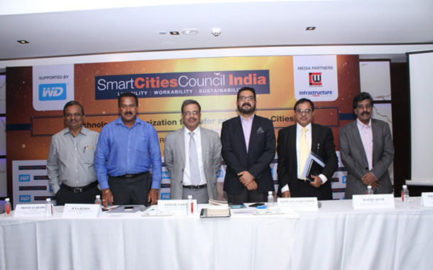 SCC, Western Digital advocate vitality of surveillance for safer smart cities