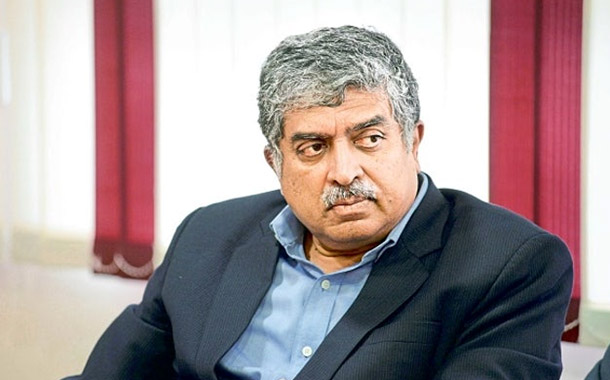 Nilekani returns to Infosys; replaces Seshasayee as Non Exec. Chairman of Board