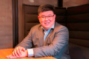 George Chang joins as Vice President of Sales for APAC