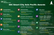 IDC recognizes 18 Smart City Initiatives in APeJ in 2017 SCAPA Benchmarking