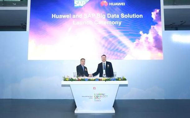 Huawei launches Big Data solution certified for SAP Vora