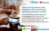 Infosys Finacle links up with ToneTag to bring sound-based contactless payments