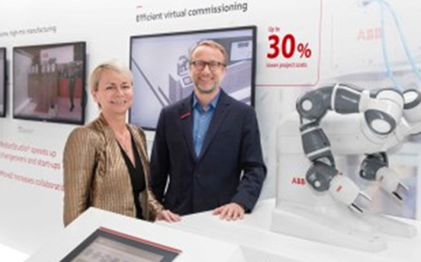 ABB, HPE join forces to enable intelligent Industrial Plants
