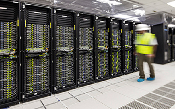 BP Supercomputer most powerful in the World for commercial research