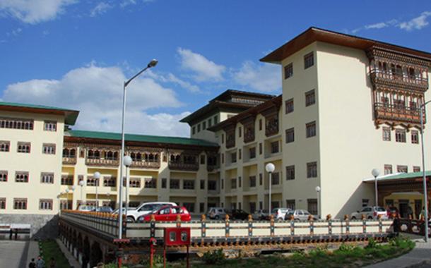 Jigme Dorji Wangchuck National Referral Hospital (JDWNRH)