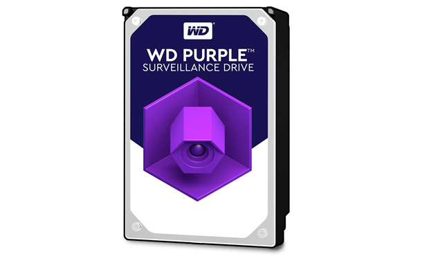 Western Digital's WD Purple recognized for 'Smart Solution-Safety & Security'
