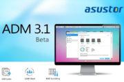 Asustor releases ADM 3.1 Beta and Surveillance Center 2.8 Updates