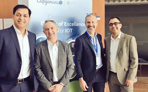 Capgemini, PTC launch CoE in Mumbai to develop smart connected products