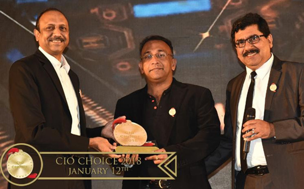 Seclore's Enterprise Rights Management Solution wins CIO CHOICE 2018 Award