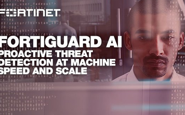 Fortinet delivers proactive threat detection with FortiGuard AI