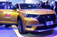 Huawei debuts Connected Car solution as DS 7 debuts in China