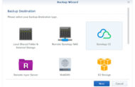 Synology launches C2 Backup service for users globally