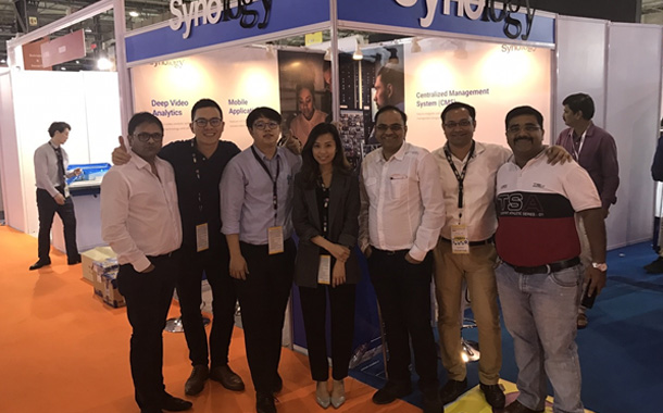 Synology showcases surveillance innovations at Secutech India 2018