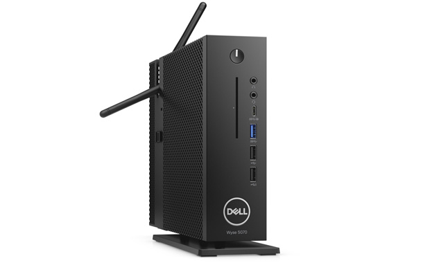 Dell Strengthens VDI Solutions and Unveils its Most Versatile Thin Client