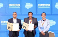 Salesforce partners with Indian Gov's ICT Academy to bring new skills for over 200 institutes