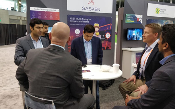Sasken showcases Digital Expertise in IIoT at LiveWorx 2018