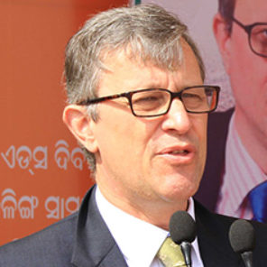 Bruce Bucknell British, Deputy High Commissioner,Kolkata