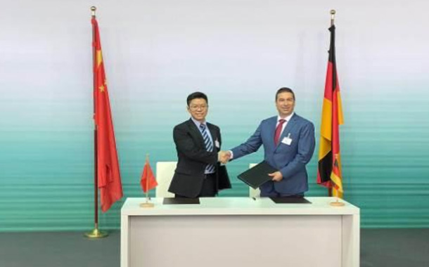 Huawei and Audi Sign MoU for Strategic Cooperation