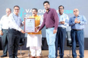 Matrix recognized with coveted Vadodara CSR Award
