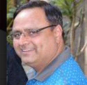 Ajay Agrawal, Head Security Governance, Risk and Compliance – IRMC
