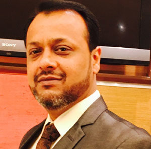 Ankur Agarwal, Associate Director-Security Architecture & Design, BT Global Services