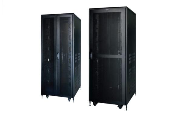NetRack demos NRSe Series racks for high density application in data centers