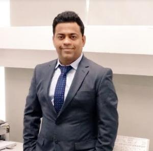 Mr.Ravinder Arora, Head Information Security, Iris Software
