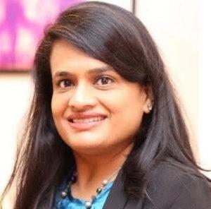 Suchita Vishnoi, Director Marketing - India, Salesforce.