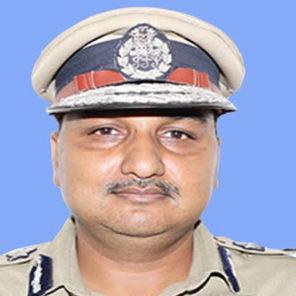 Vineet Goyal, IPS, Add. Commissioner of Police, Kolkata Police