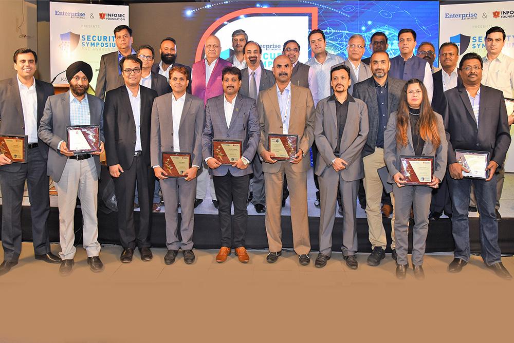 Kolkata-CISO-Event-awardees