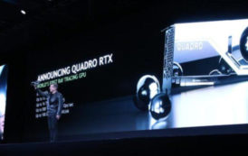 NVIDIA redefines GPU designs with Ray-Tracing Quadro RTX