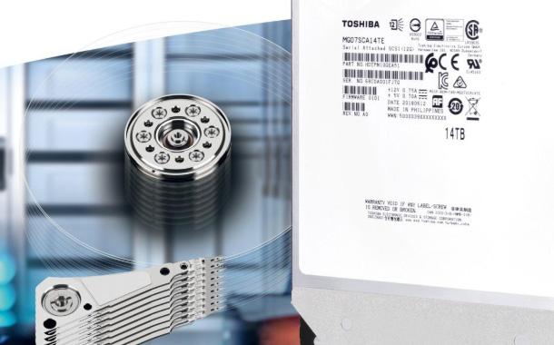 Toshiba racks up capacity for SAS HDD Models
