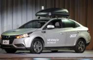 Acer showcases Autonomous Concept Car