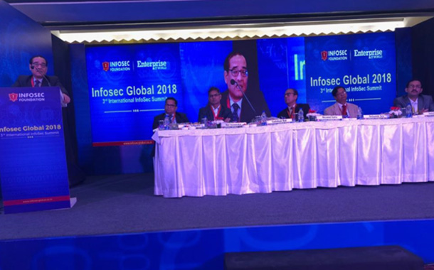 India's CISO Dr. Gulshan Rai flags off InfoSec Global 2018