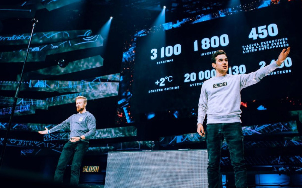 World's largest start-up event, Slush 2018 carries momentum with Helsinki chapter