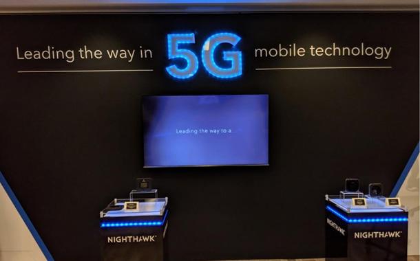 NETGEAR Demonstrates Nighthawk 5G Mobile Hotspot at CES 2019