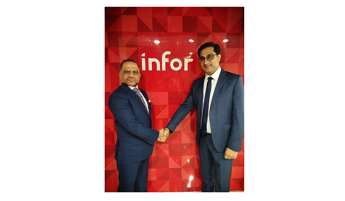 Infor and ICCG toupgrade Fashion and F&B Industries