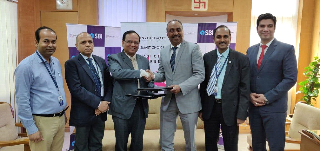 State Bank of India joins Invoicemart as a financier