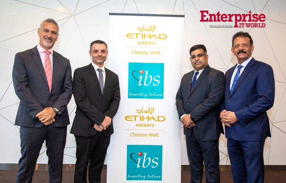 Etihad selects IBS to improve operational efficiency and guest relations