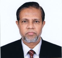 Dr. Muhamad Abdul Mazid, Chairman of Chittagong Stock Exchange (CSE)